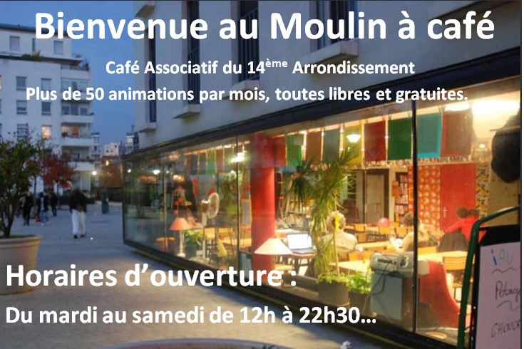 moulin a cafe