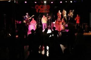 Un concert à L'Entrepôt