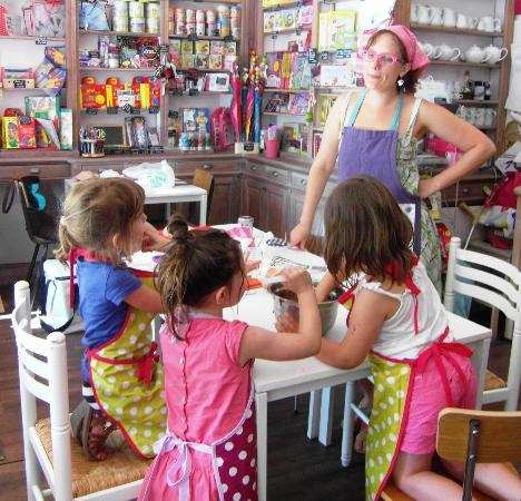 Atelier Cuisine au Café Grenadine